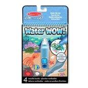 Wodna Kolorowanka Podwodny Świat