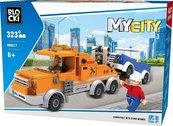 Klocki Blocki MyCity Pomoc drogowa 323 elementy