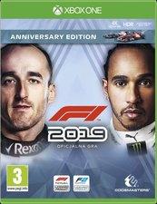 F1 2019 Anniversary Edition (XOne) PL + BONUS!
