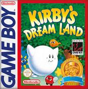 Kirby's Dream Land (3DS) DIGITAL