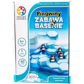 Smart Games - Pingwiny Zabawa w basenie (Edycja PL)