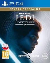 Star Wars Jedi: Upadły Zakon Edycja Specjalna (PS4) + BONUS!
