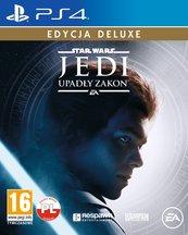 Star Wars Jedi: Upadły Zakon Edycja Deluxe (PS4) + BONUS!