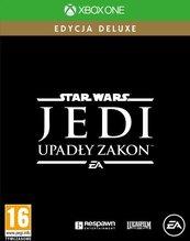 Star Wars Jedi: Upadły Zakon Edycja Deluxe (XOne) + BONUS!