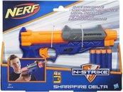 Hasbro NERF Elite Sharpfire Delta