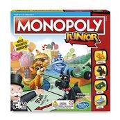 Monopoly Junior Hasbro (Nowa edycja)