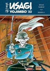Usagi Yojimbo Saga księga 1