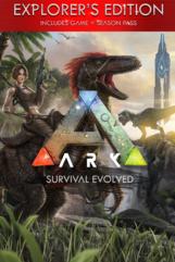 ARK: Survival Evolved Explorer's Edition (PC) DIGITÁLIS (Steam kulcs)