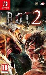 Attack on Titan A.O.T. 2 (Switch)