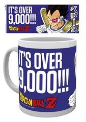 Dragonball Z kubek Its Over 9000