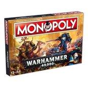 MONOPOLY Warhammer 40k wersja angielska