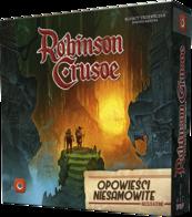 Robinson Crusoe: Niesamowite opowieści (Gra planszowa)