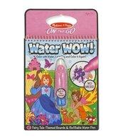 Wodna kolorowanka Water WOW Wróżki