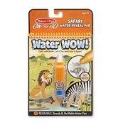Wodna kolorowanka Water WOW Safari
