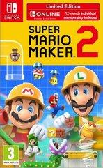 Super Mario Maker 2 Edycja Limitowana (Switch)