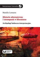 Historie alternatywne i steampunk w literaturze