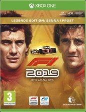 F1 2019 Legends Edition (XOne) PL + BONUS!