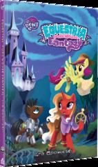 Equestria: Puść Wodze Fantazji - Gra Opowieści