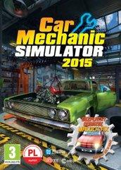 Car Mechanic Simulator 2015 (PC) PL klucz Steam