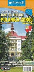 Polanica-Zdrój i okolice, 1:8 000