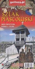 Szlak Piastowski, 1:125 000
