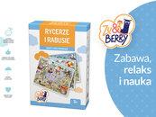 Rycerze i rabusie Zu & Berry (gra karciana)