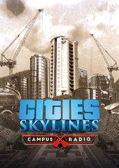 Cities: Skylines - Campus Rock Radio (PC) DIGITÁLIS (Steam kulcs)
