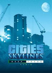 Cities: Skylines - Deep Focus Radio (PC) DIGITÁLIS (Steam kulcs)