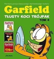 Garfield Tłusty koci trójpak Tom 4