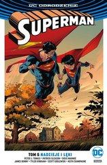 Superman Tom 5 Nadzieje i lęki