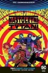 Nastoletni Tytani Tom 3 Powrót Kida Flasha
