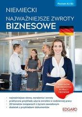 Niemiecki Najważniejsze zwroty biznesowe
