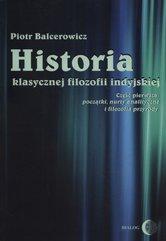 Historia klasycznej filozofii indyjskiej