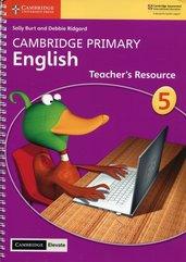 Cambridge Primary English Stage 5 Teacher's Resource