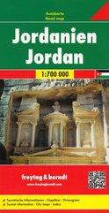 Jordania 1:700 000