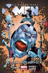 Extraordinary X-Men Tom 2 Wojna Apocalypse'a