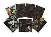 Zdrapywanki Scratch & Scribble - Fantastyczne Smoki