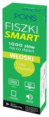 Fiszki SMART PONS 1000 słów na co dzień Włoski