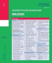 Gramatyka błyskawicznie Włoski