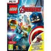 LEGO Marvel Avengers Edycja Specjalna (PC) + Minifigurka LEGO Iron Man Srebrny Centurion