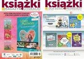"""Magazyn Literacki Książki 5/2019 z dodatkiem """"Książki dla dzieci i młodzieży"""""""