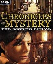 Chronicles of Mystery: The Scorpio Ritual (PC) Klucz Steam