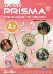 Nuevo Prisma nivel A2 Ćwiczenia + CD