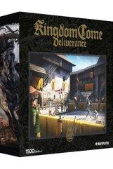 Puzzle Kingdome Come Deliverance Turniej rycerski