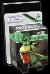 Star Wars: Imperial Assault - Greedo Villain Pack