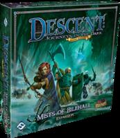 Descent: Journeys in the Dark - Mists of Bilehall