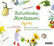 Biblioteczka Montessori Ogród