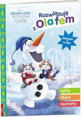 Kraina Lodu Rozwiązuję z Olafem