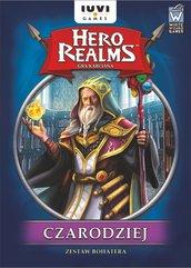 Hero Realms: Zestaw Bohatera: Czarodziej (Gra Karciana)