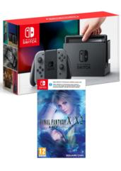 Konsola Nintendo Switch + Final Fantasy X/X-2 HD